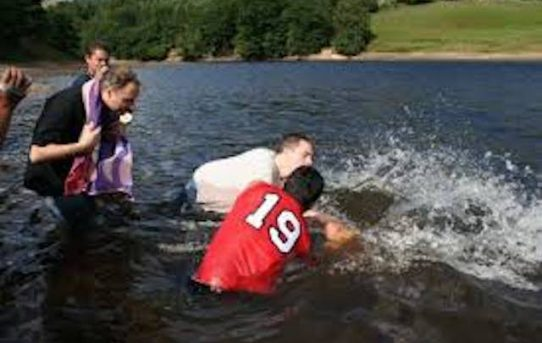 Adult Baptism And Instruction